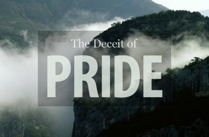 Deceit of Pride