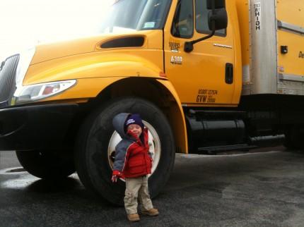 tim truck