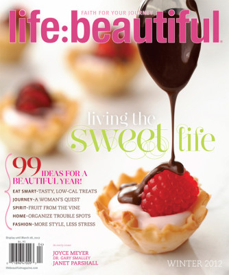 Life Beautiful Magazine Giveaway